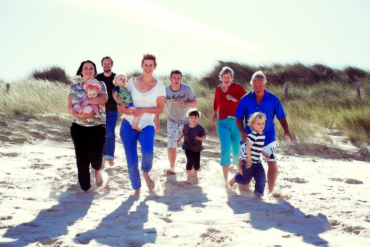 Extended Family Shoot