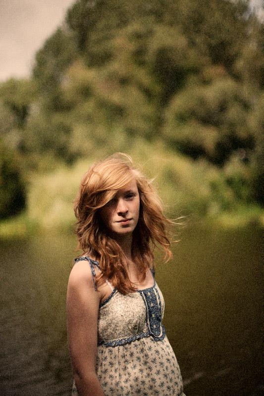 Teenage Portrait Shoot