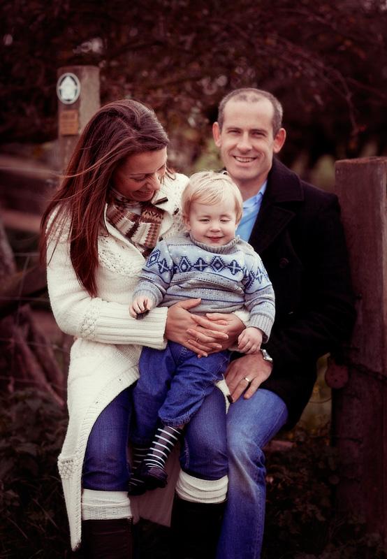 Family Portrait Shoot