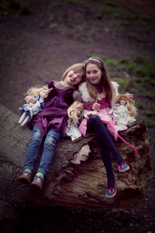 Sibling Portrait Shoot