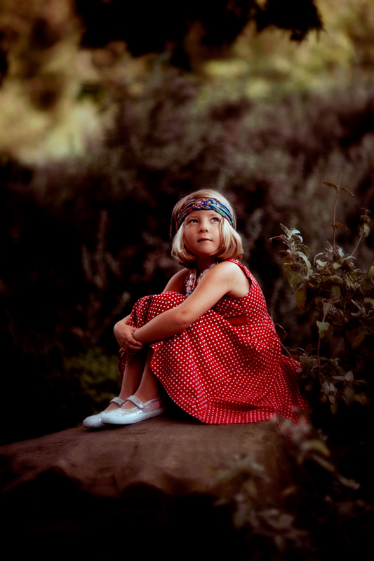 Single Child Portrait Shoot